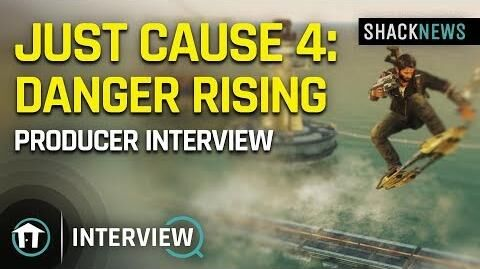 Just Cause 4 Danger Rising DLC - Producer Interview