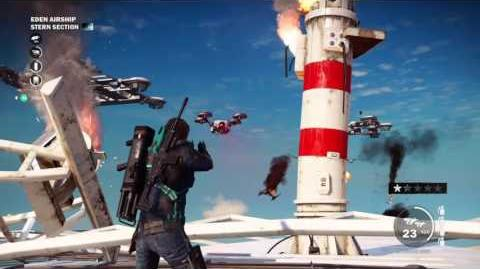 Just Cause 3 Sky Fortress - Liberation part 2