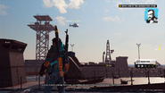 The Setup (JC3) - Looch suggests to deliver generators by helicopter