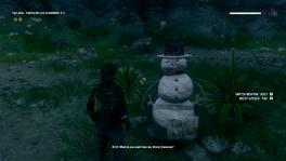 JC4 Mr. Snowman