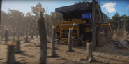 Nashorn 6100 crushing trees in the 'this is JC3' trailer