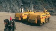 Both Stormchaser variants rear