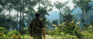 JC4 Rico wanders in the jungle