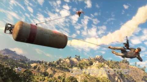 Just Cause 3 Coverage Trailer