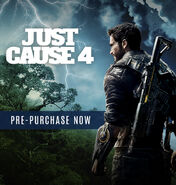 Just Cause 4 leaked pre-purchase advertisement