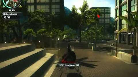 Just Cause 2 Helicopter vs
