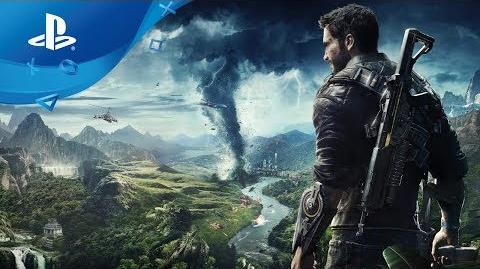 Just Cause 4 - Announce Trailer