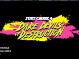 Dare Devils of Destruction