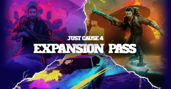 Downloadable content for Just Cause 4 | Just Cause Wiki