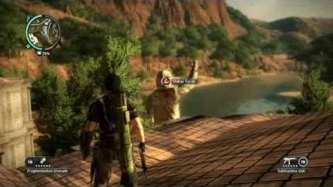 Just Cause 2- settlement completion- Tasik Permata