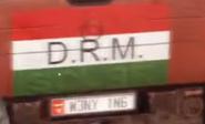 D.R.M. flag