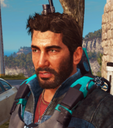 JC3 Rico closeup
