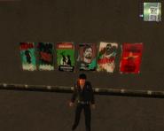 San Esperito posters (guerrilla support 1)