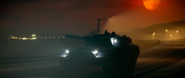 Warchief Assault Tank (game trailer, night with red sky)