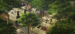 Kem Hutan Supply Depot