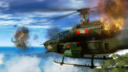 UH-10 Chippewa and Sivirkin 15 Havoc promotional picture