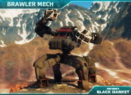 JC4 Brawler Mech