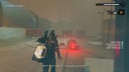 Operation Sandstinger (follow the lights)