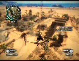 Just Cause 2 - Pekan Ular Sawa - military base 009