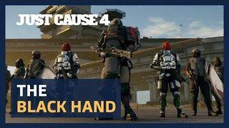 Just Cause 4 The Black Hand ESRB-3