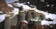 Kota Istana Purba - Large Temple