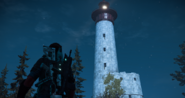 Lacrima Lighthouse