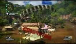 Just Cause 2- settlement completion- Pekan Rusa Pantas 10