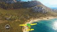 JC3 volcano island ruins 9
