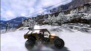Gunung Hotel Ski Resort (ski lift)