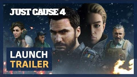 Just Cause 4 – Official Launch Trailer ESRB