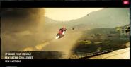JC4 (DD in-game trailer, rocket car next to a tornado)