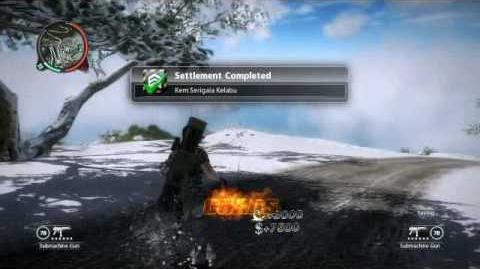 Just Cause 2- settlement completion- Kem Serigala Kelabu