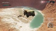 Training Crater Crash (traffic)