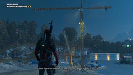 Weapons Warehouse (Larcima)