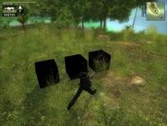 Black Cube Glitch