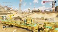 Operation Sandstinger (defend the train)