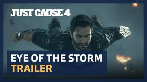 Just Cause 4 Eye of The Storm Cinematic Trailer ESRB