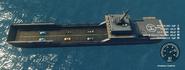 Spearhead Transport (left side, highest angle)