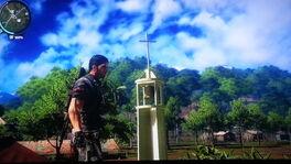 Kampung Tukang Besi (bell tower)