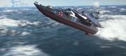 Loochador (in trailer, flying)