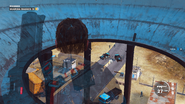 Guardia Massos III water tower glitch