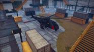 Maestrale Hangar Hrom D