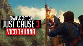 Just Cause 3 Town Vico Thunno Liberation