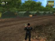 San Esperito Military Tents