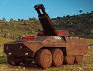 Medici Military Imperator Bavarium Tank