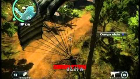 Just Cause 2 - Pekan Badak Bermandi - civilian village
