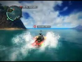Just Cause 2 Walkthrough 39 Stop the Press - Roaches 22
