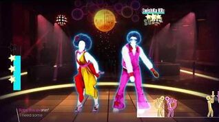Танец Just Dance® 2018 (Unlimited) - Hot Stuff by Donna Summer (PS Move)