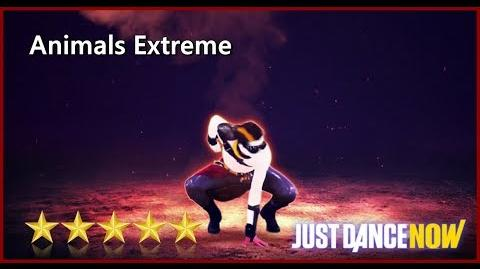Animals (Extreme Version) - Just Dance Now