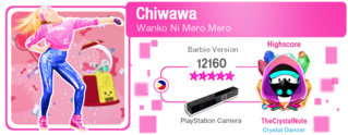 Barbie M617Score